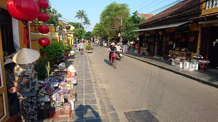 Hoi An has reinvented itself in modern times as a living exhibit of an historical South East Asian village