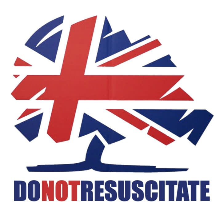 Tory Party – DO NOT RESUSCITATE