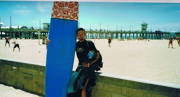 Huntington Pier, Huntington Beach, California, 1998