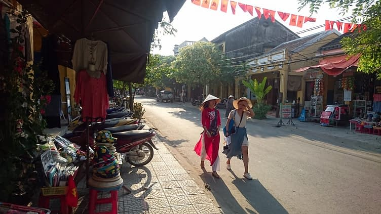 Once a thriving sea port of global significance, Hoi An faded in to insignificance, and was usurped by Da Nang as a major, trading port