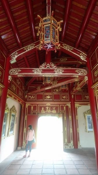 The Hall of Mandarins in the Forbidden Purple City