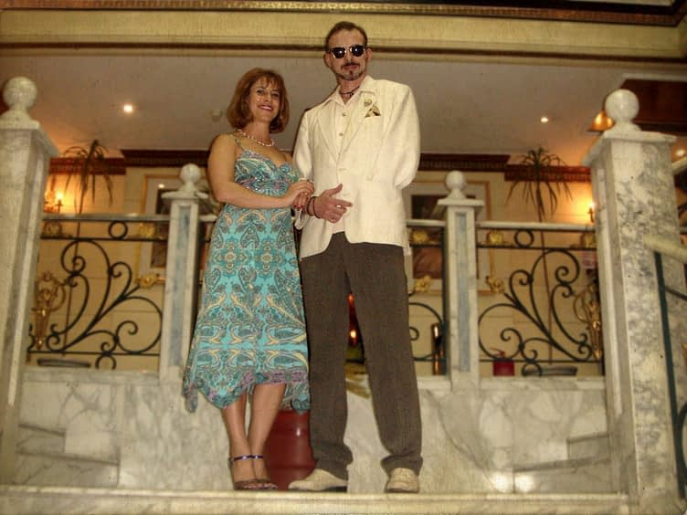 Cruising on the River Nile, April 2010